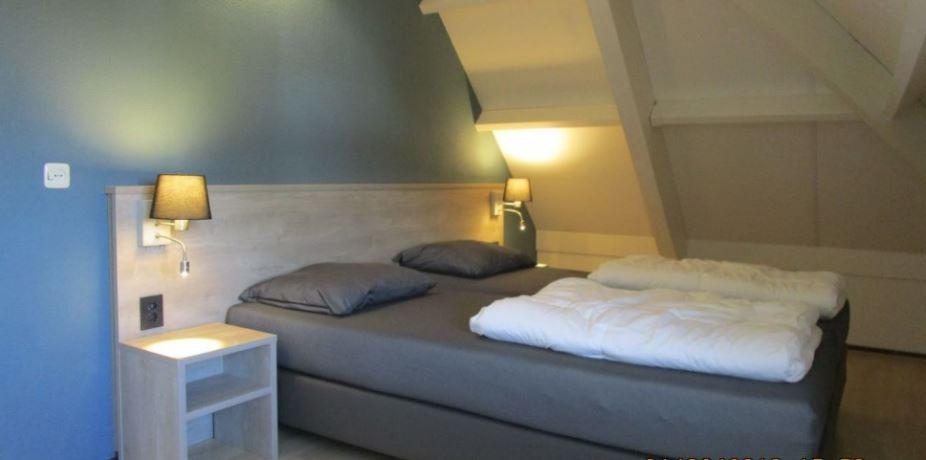 Slaapkamer 2 Roompot domburg
