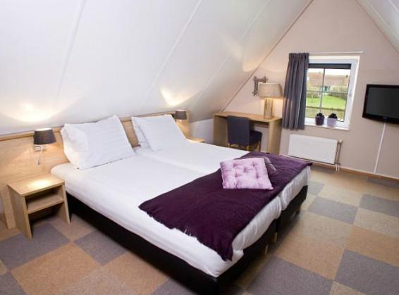 Interieuradvies grote slaapkamer vakantiepark